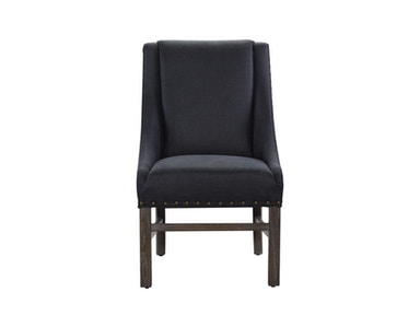 Curations Limited New Indigo Trestle Chair 8826.0003.A012