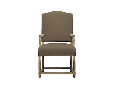 Curations Limited Eduard Arm Chair 8826.0018.A008