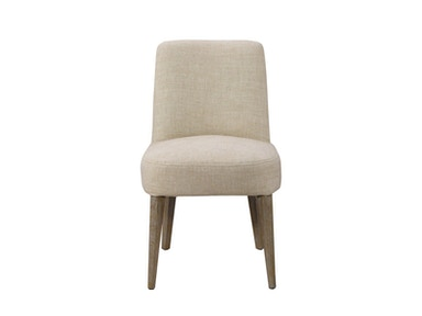 Curations Limited Torino Linen Chair 8826.0020.A015