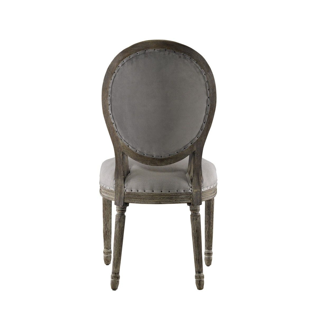 Grey Curations Limited Curations 8827.0014 French Vintage Louis Side Chair