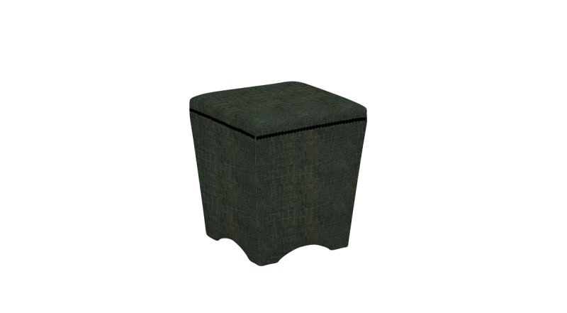 SmitheCraft Storage Ottoman NR104798 From Walter E. Smithe Furniture +  Design