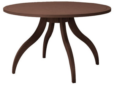 "Norwalk Furniture 48"" Wood Table 1092"