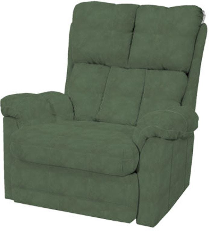 Norwalk Furniture Living Room Swivel Glider Recliner