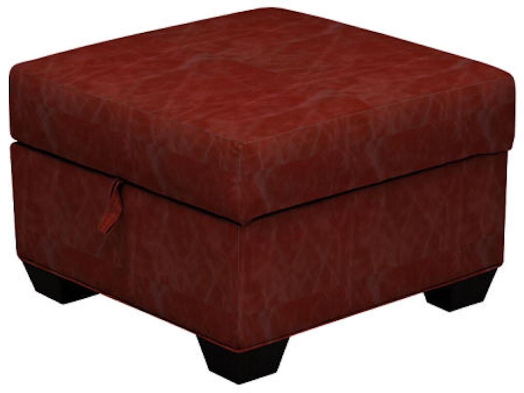 Norwalk Furniture Home Office Desk Ottoman 113527 Emw