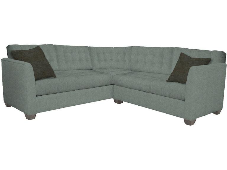 Norwalk Furniture Living Room 2 Pc Sectional 118701 North Carolina Mattress Newport News Va