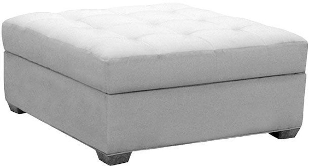 Cool Norwalk Furniture Living Room Rectangular Storage Ottoman Short Links Chair Design For Home Short Linksinfo