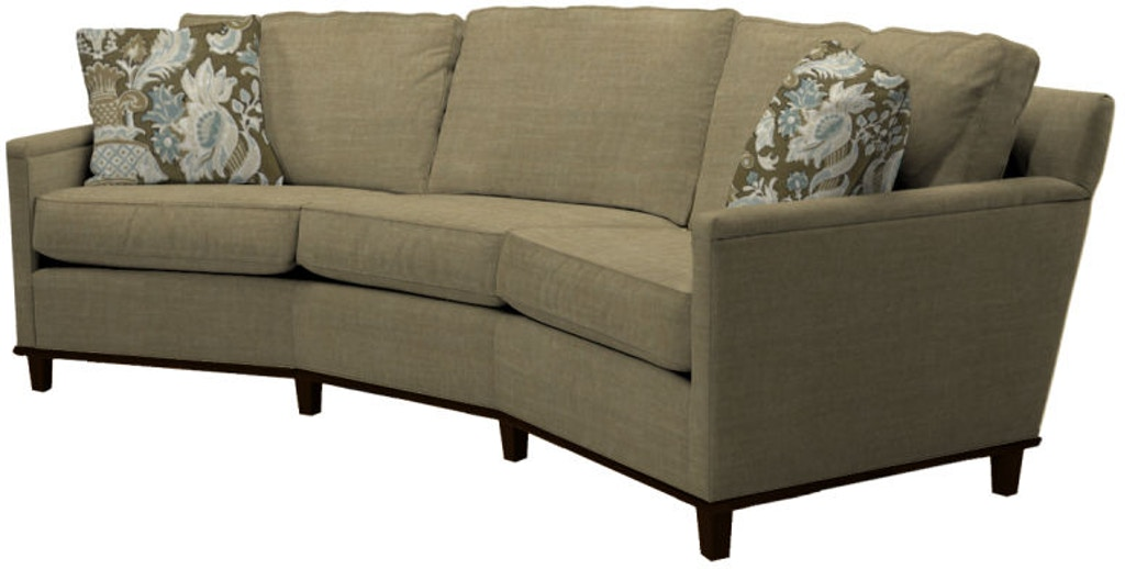 Norwalk Furniture Living Room Wedge Sofa 87580 Cerella