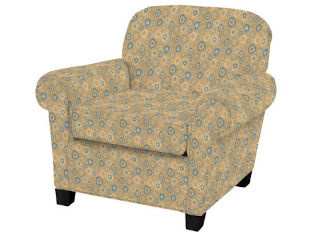 Norwalk Furniture Living Room Chair 938830 EMW Carpets