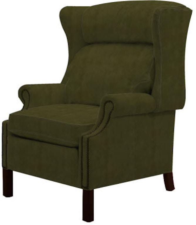 Norwalk Furniture Living Room Recliner 95145 Norwalk