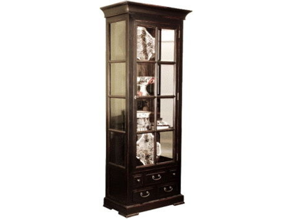 Jasper Curio Cabinet Jasper Cabinet Lennox Curio Cabinet P610 00 Flemington