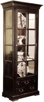 Jasper Cabinet Lennox Curio Cabinet P610 00