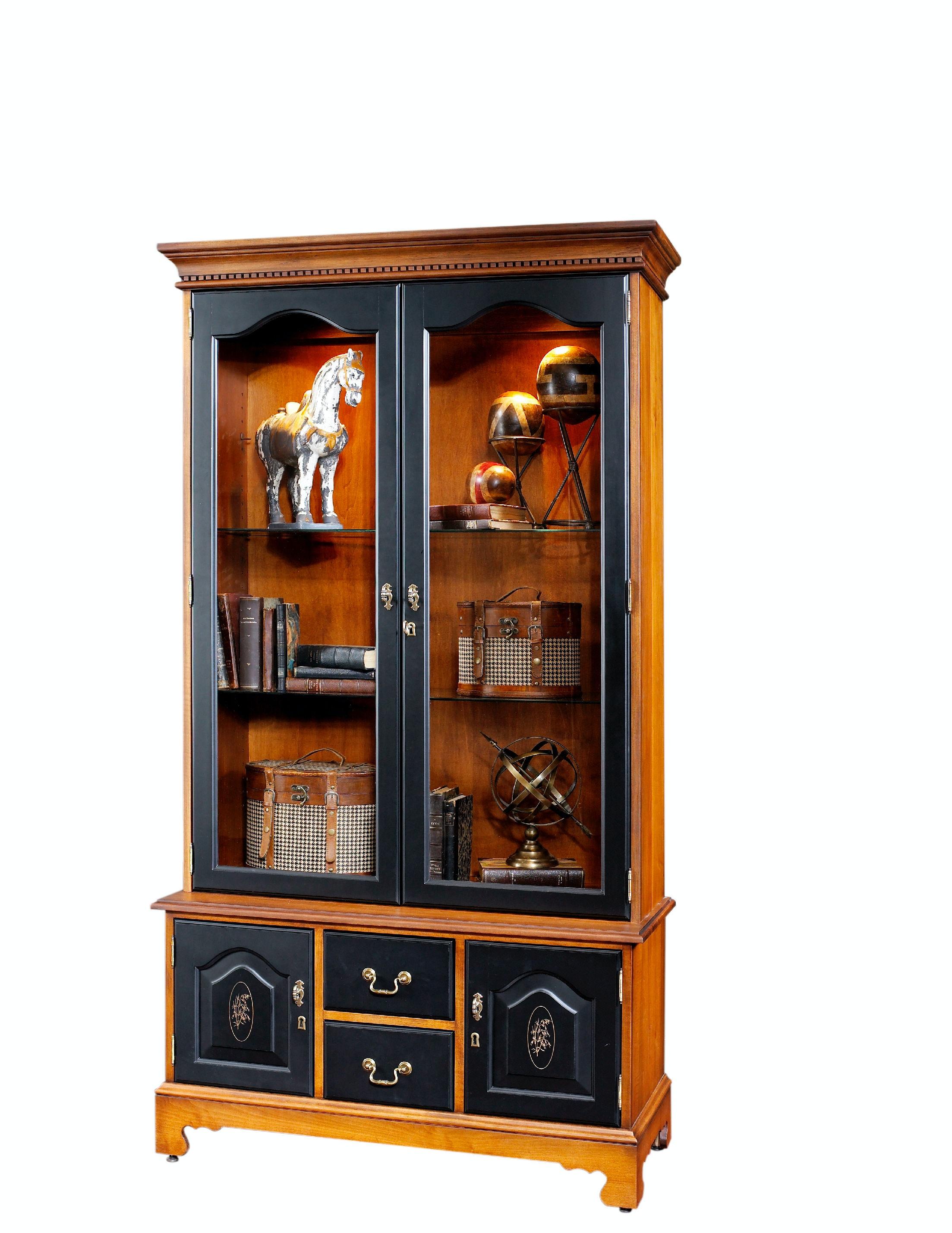 Jasper Cabinet Remington Display Cabinet 693 03