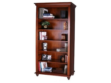 Jasper Cabinet Edward Open Bookcase 700-02