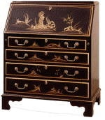 Jasper Cabinet Traditions Painted Secretary (Base Only) 881 025