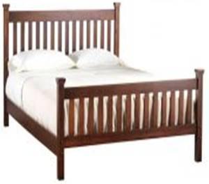 Jasper Cabinet Hudson Slat Bed (Full/Queen) 90 430