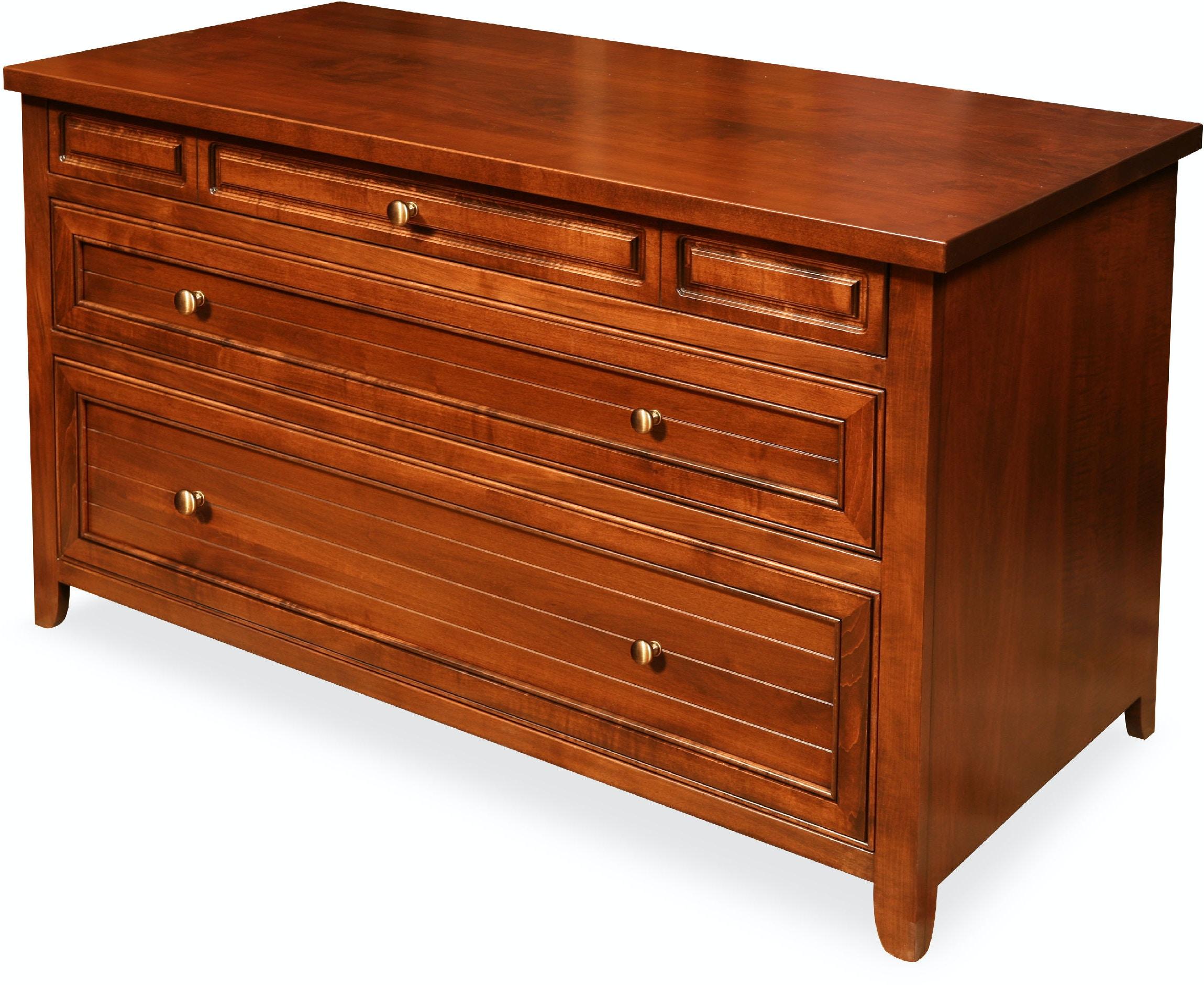 Jasper Cabinet Home Office Drawer Cabinet 30 6 Hickory