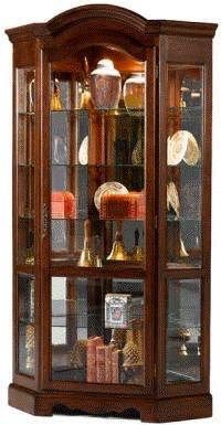 Bon Jasper Cabinet Brighton Corner Curio P609 00