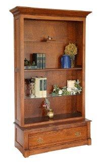 Jasper Cabinet Woodland Prairie Bookcase   Maple 630 012