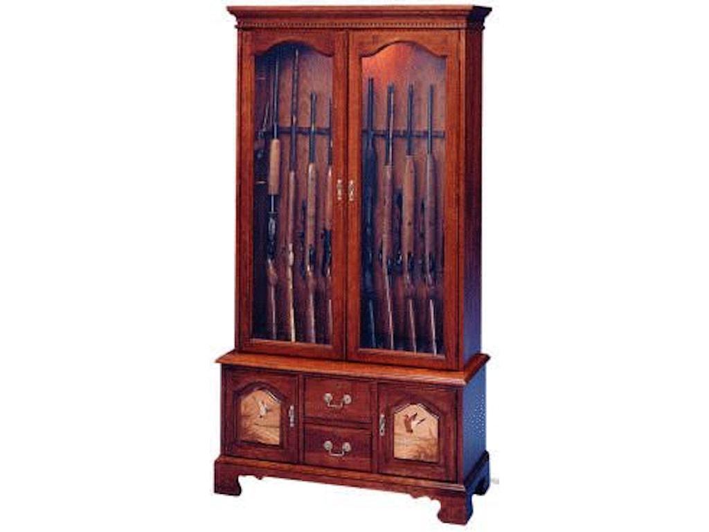Jasper Curio Cabinet Jasper Cabinet Remington 10 Gun Cabinet 693 00 Flemington