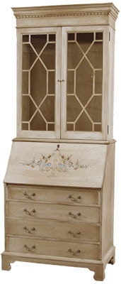 Jasper Cabinet Traditions Painted Secretary 881 02