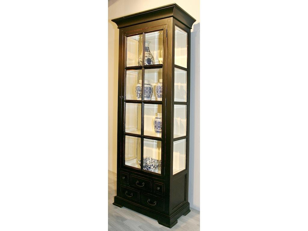 Jasper Curio Cabinet Jasper Cabinet Lennox Curio Cabinet P5610 00 Flemington