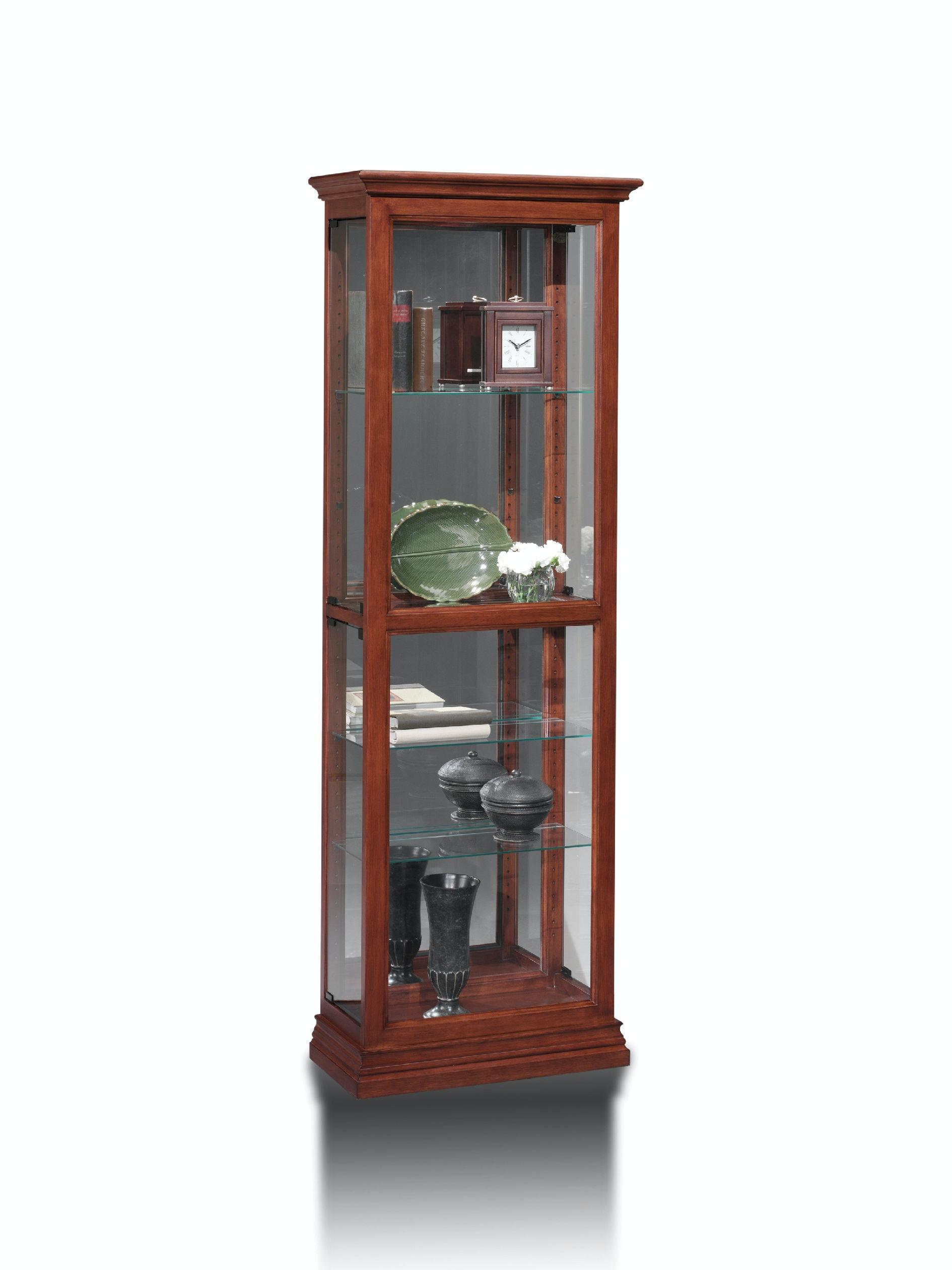 Jasper Cabinet Space Saver Curio P602 00