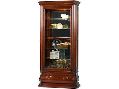 Jasper Cabinet Living Room Bombay Side Load Curio P612-00 ...