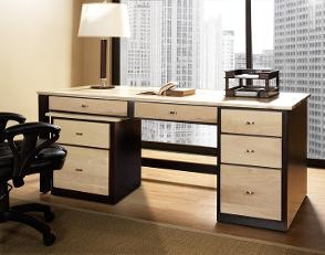 Jasper Cabinet Desk With Drawers 40 41