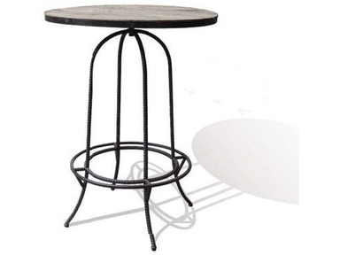 Jasper Cabinet Bahala Round Bar Table TL 131-10