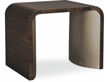 Caracole Modern Streamline End Table M021-417-414