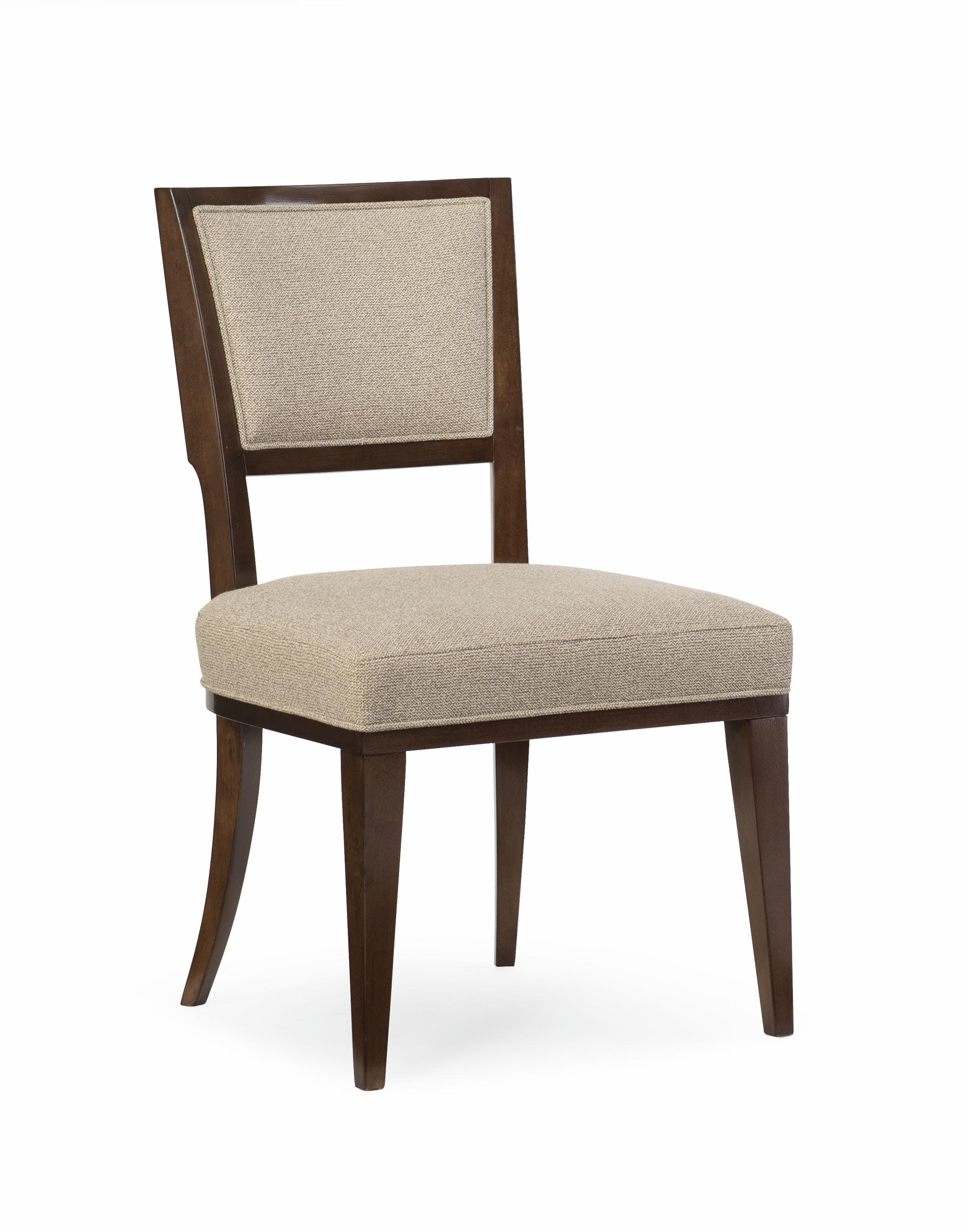 Caracole Modern Modern Streamline Moderne Side Chair M022 417 282