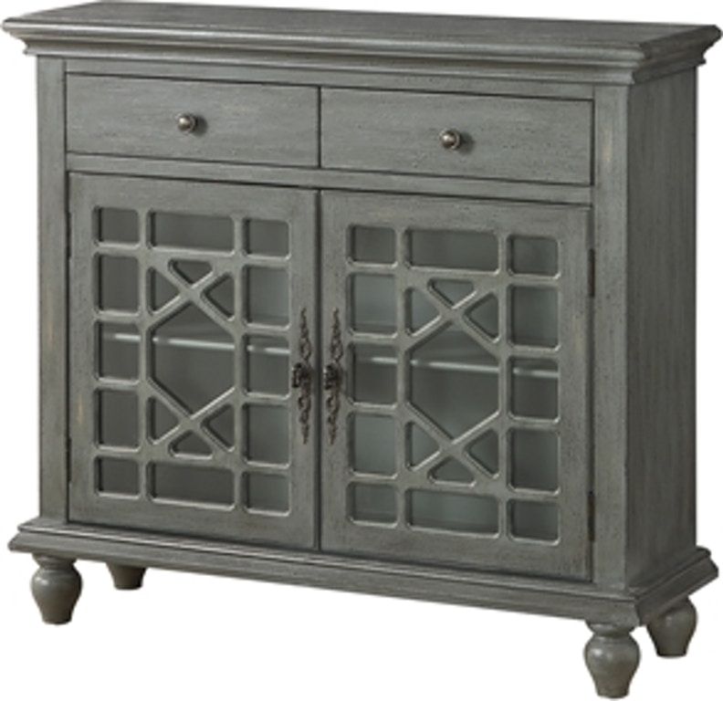Accents By Andy Stein Living Room 2 Drawer 2 Door Cupboard 13710 Bartlett Home Furnishings