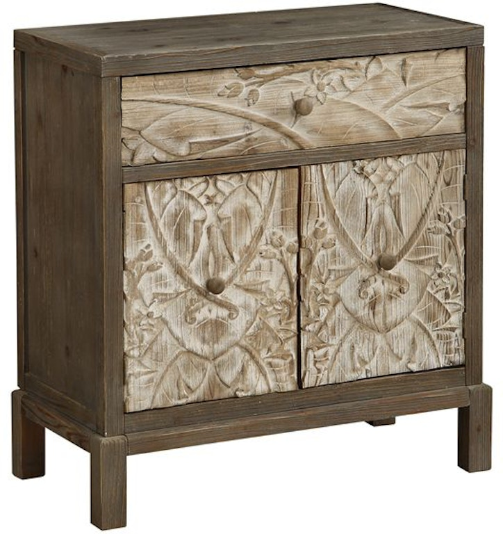 Coast To Coast Accents Living Room Cabinet 13609 Seaside