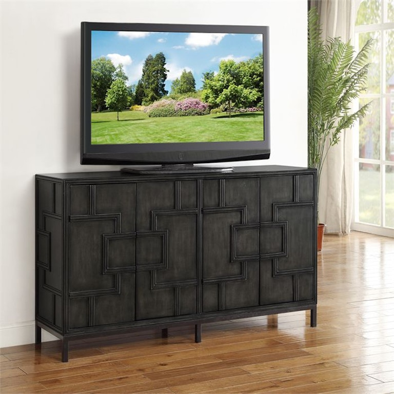 Coast To Coast Accents Home Entertainment Media Credenza