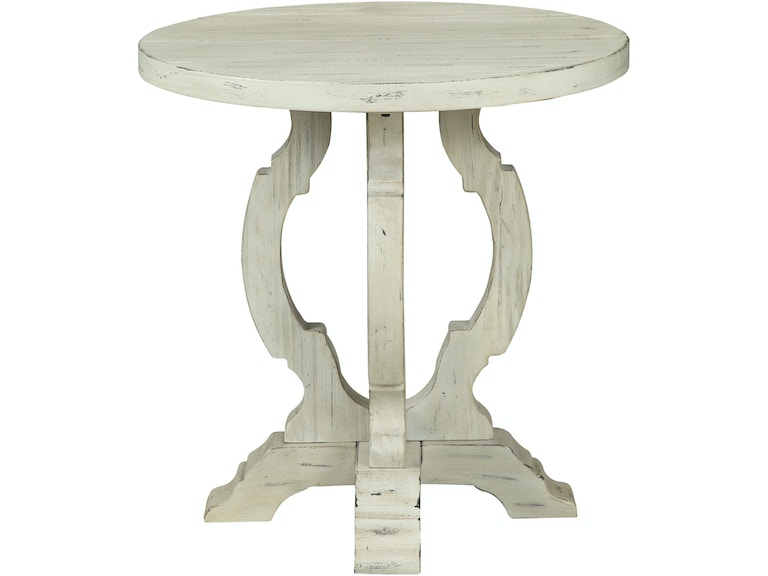 Coast To Accents Living Room Round Accent Table 22519