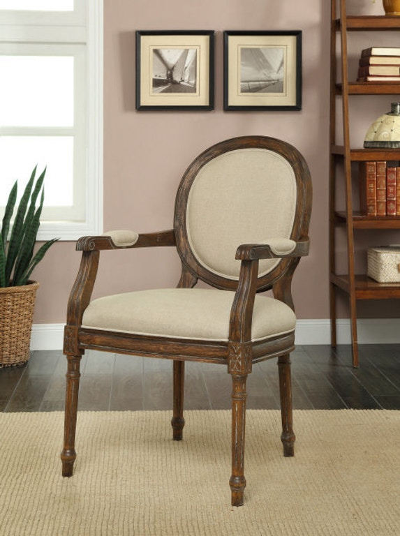 Coast To Coast Accents Living Room Accent Chair 56308