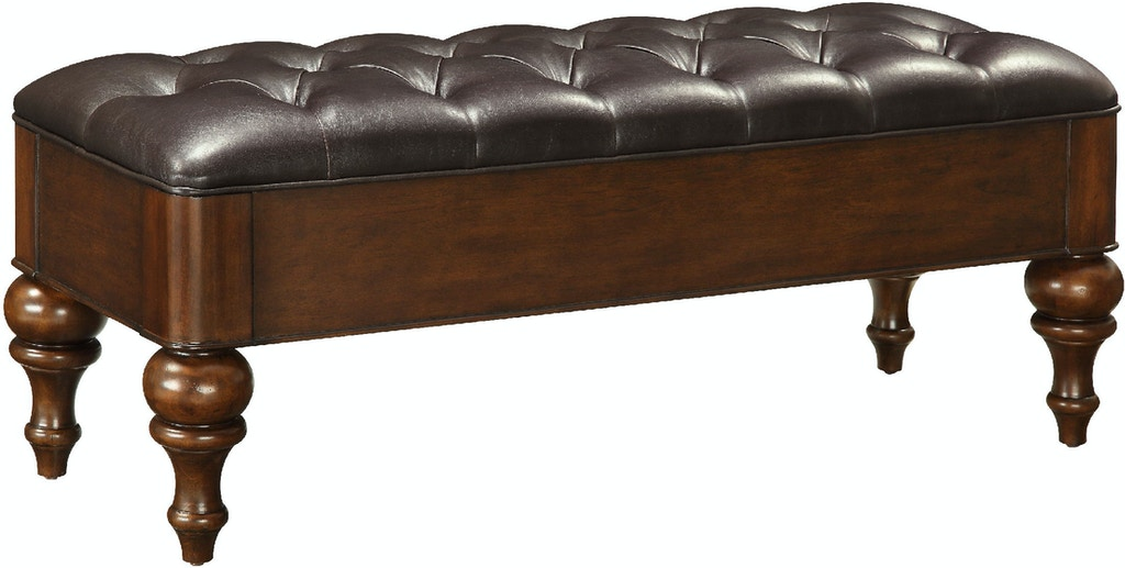 Coast to Coast Accents Living Room Accent Bench 56313 ...