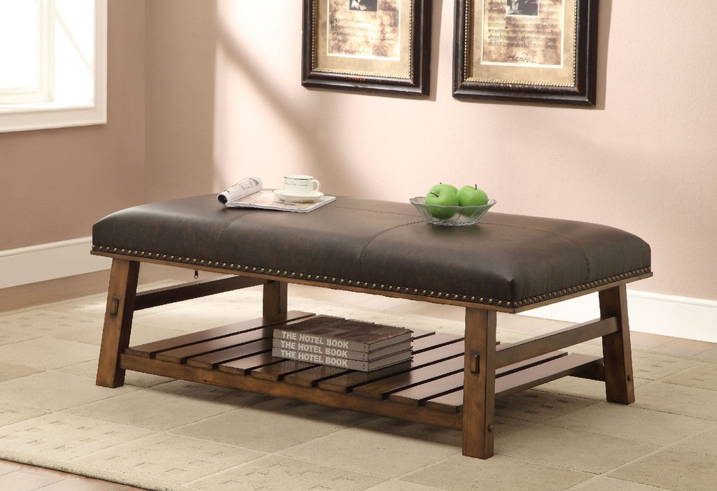 Coast To Coast Accents Living Room Accent Bench 56314