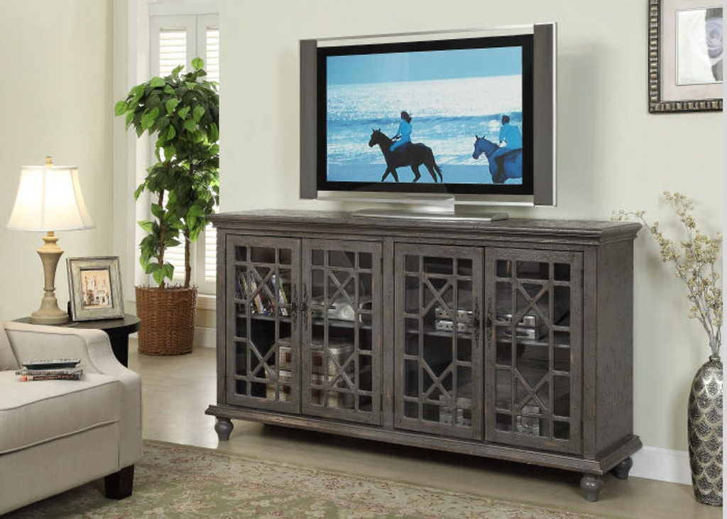 Coast To Coast Accents Home Entertainment 4 Door Media