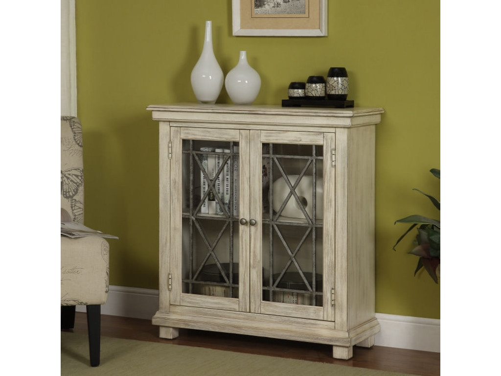 Coast To Coast Accents Living Room 2 Door Cabinet
