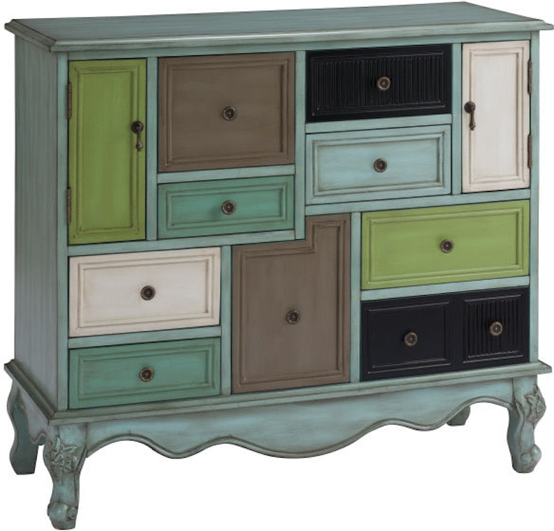 Coast To Coast Accents Living Room Cabinet 67489 Bowen