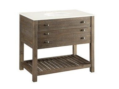 1 Drawer Sink Vanity