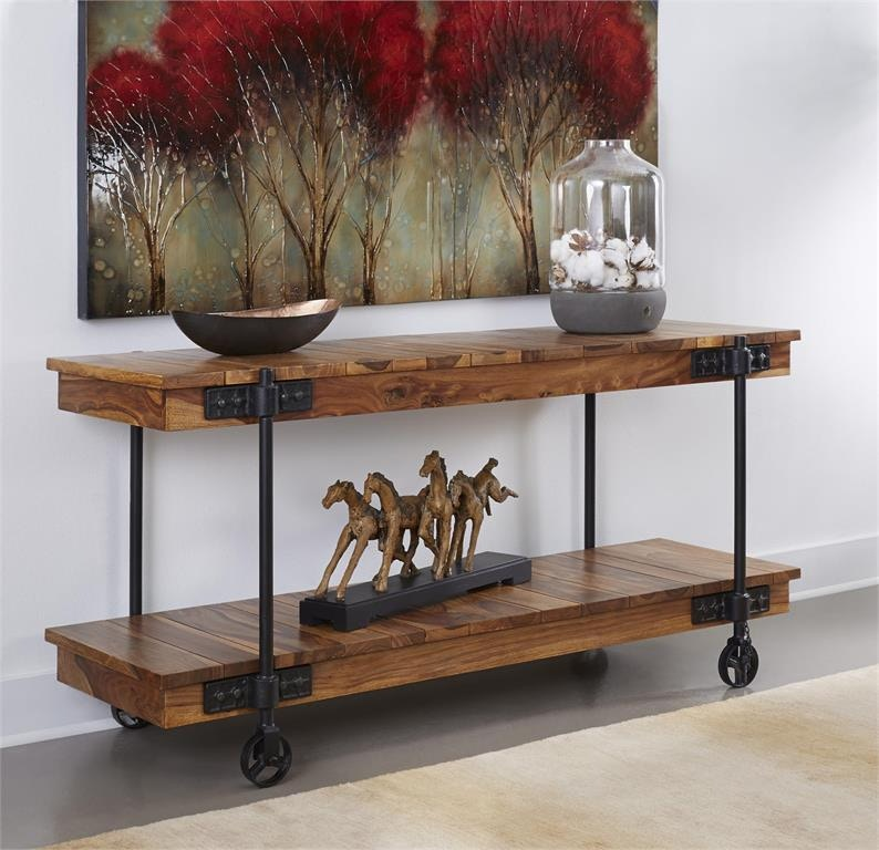 Jadu Accents Living Room Console Table 37104 Wrights Furniture Flooring Dieterich Il