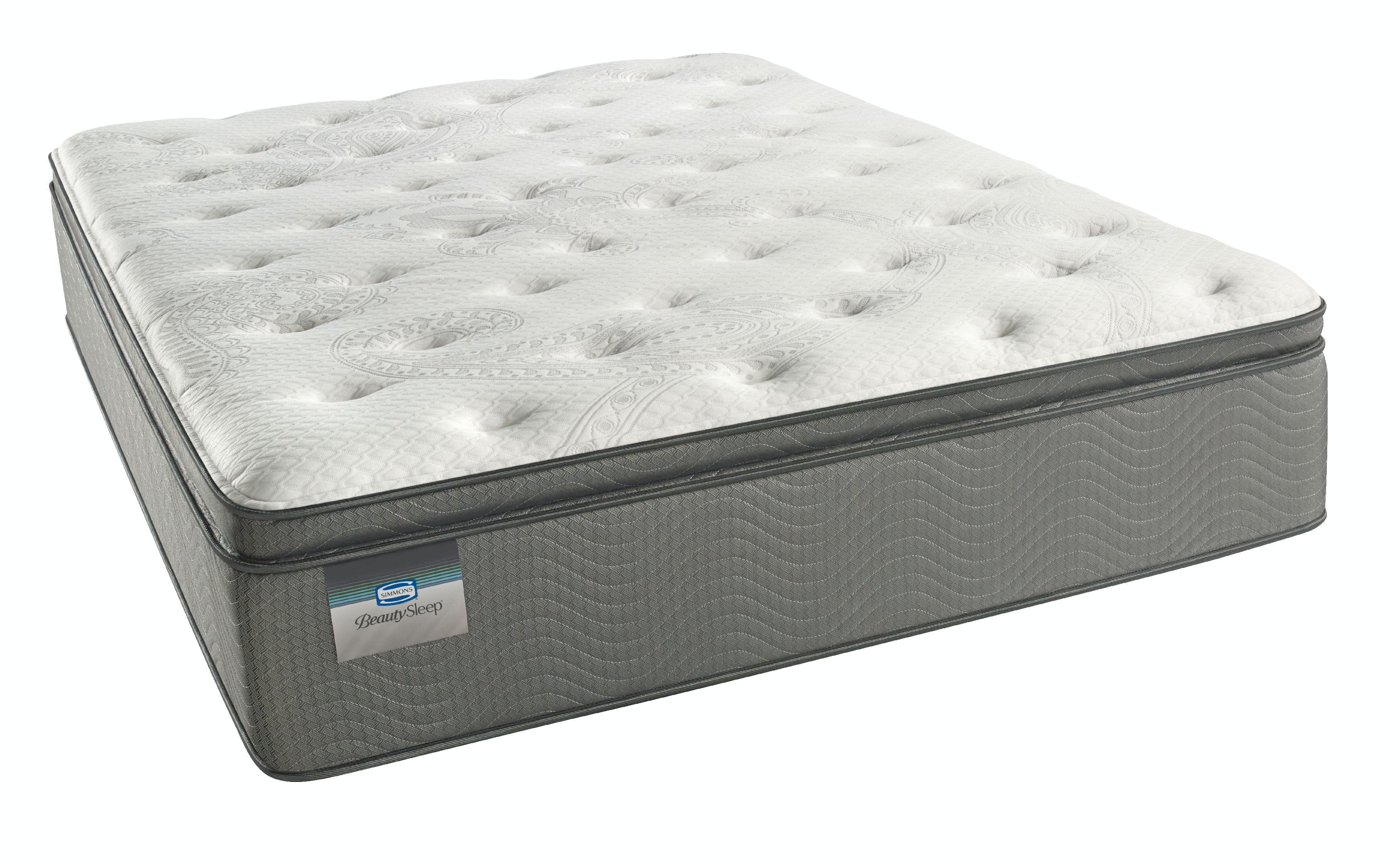 Simmons Mattresses Sun Valley Plush Pillow Top Shumake