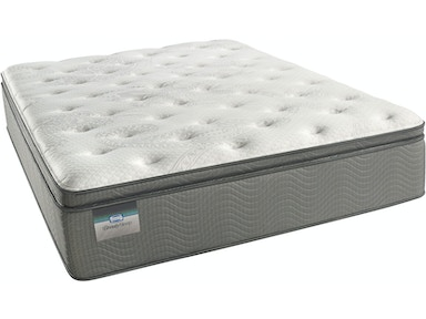 Simmons BeautySleep® Sun Valley™ Plush Pillow Top Sun Valley Plush Pillow Top