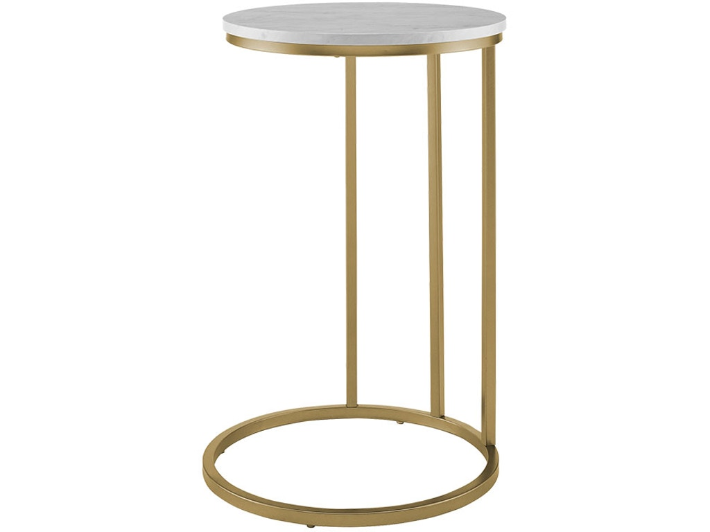 sports shoes e7f91 c9fe8 Ft Myers Bedroom 16'' Modern Round C Side End Table Nightstand  WEDAF16RCSTWM Walter E. Smithe Furniture + Design