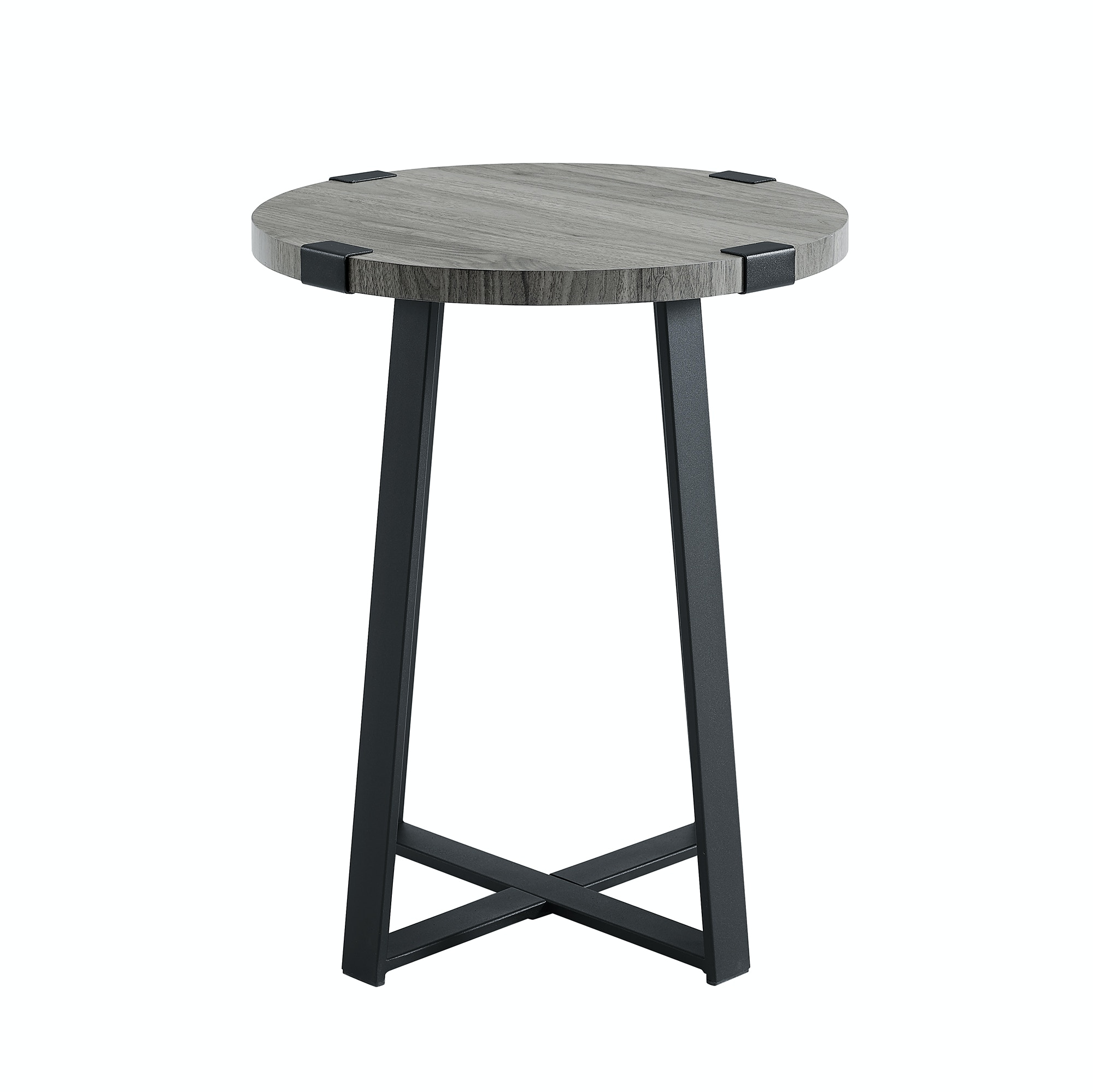 Superieur Ft Myers Rustic Side Table AF18MWSTSG From Walter E. Smithe Furniture +  Design