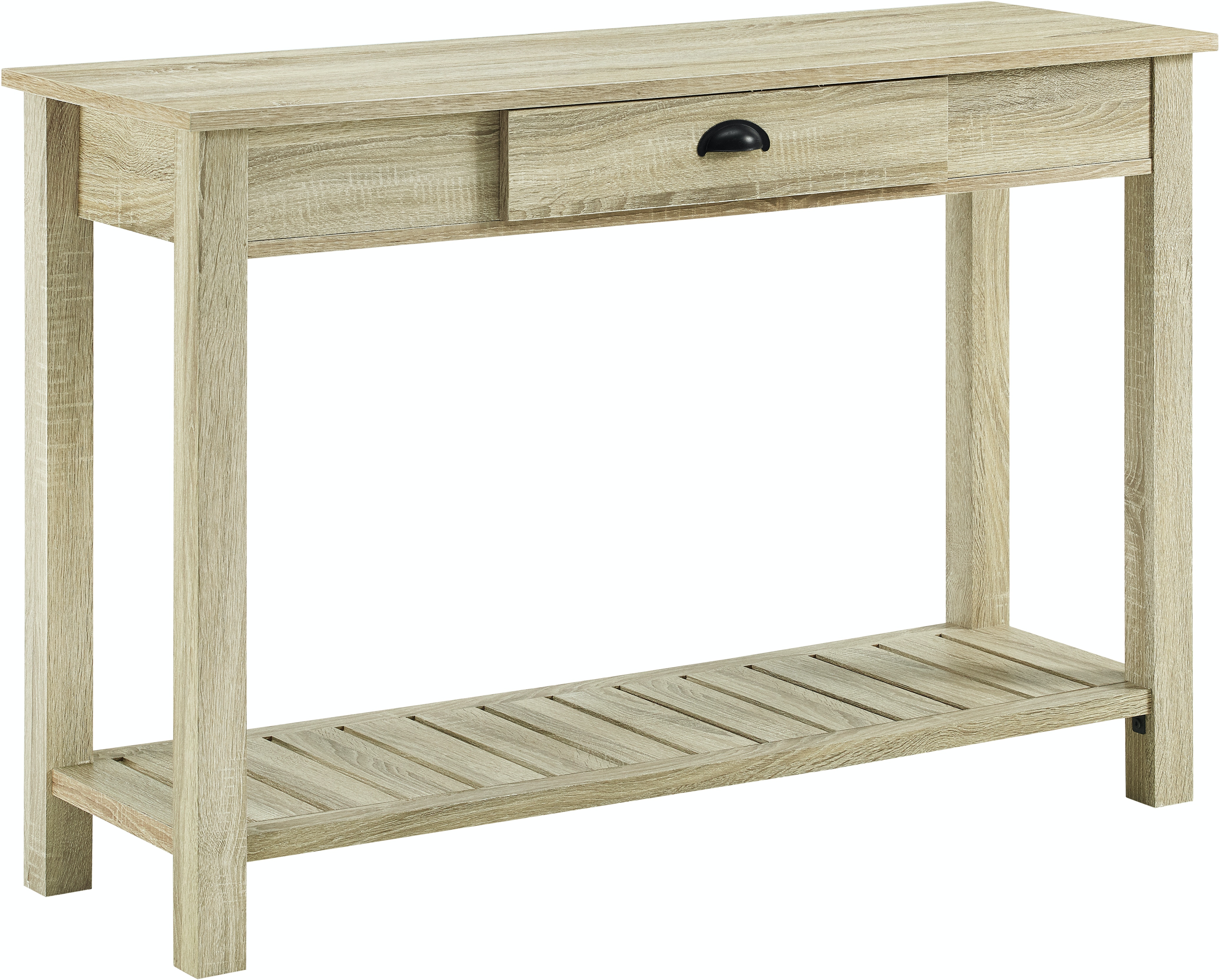 Ft Myers 48 Country Style Entry Console Table Wedaf48cyetnt From Walter E Smithe Furniture