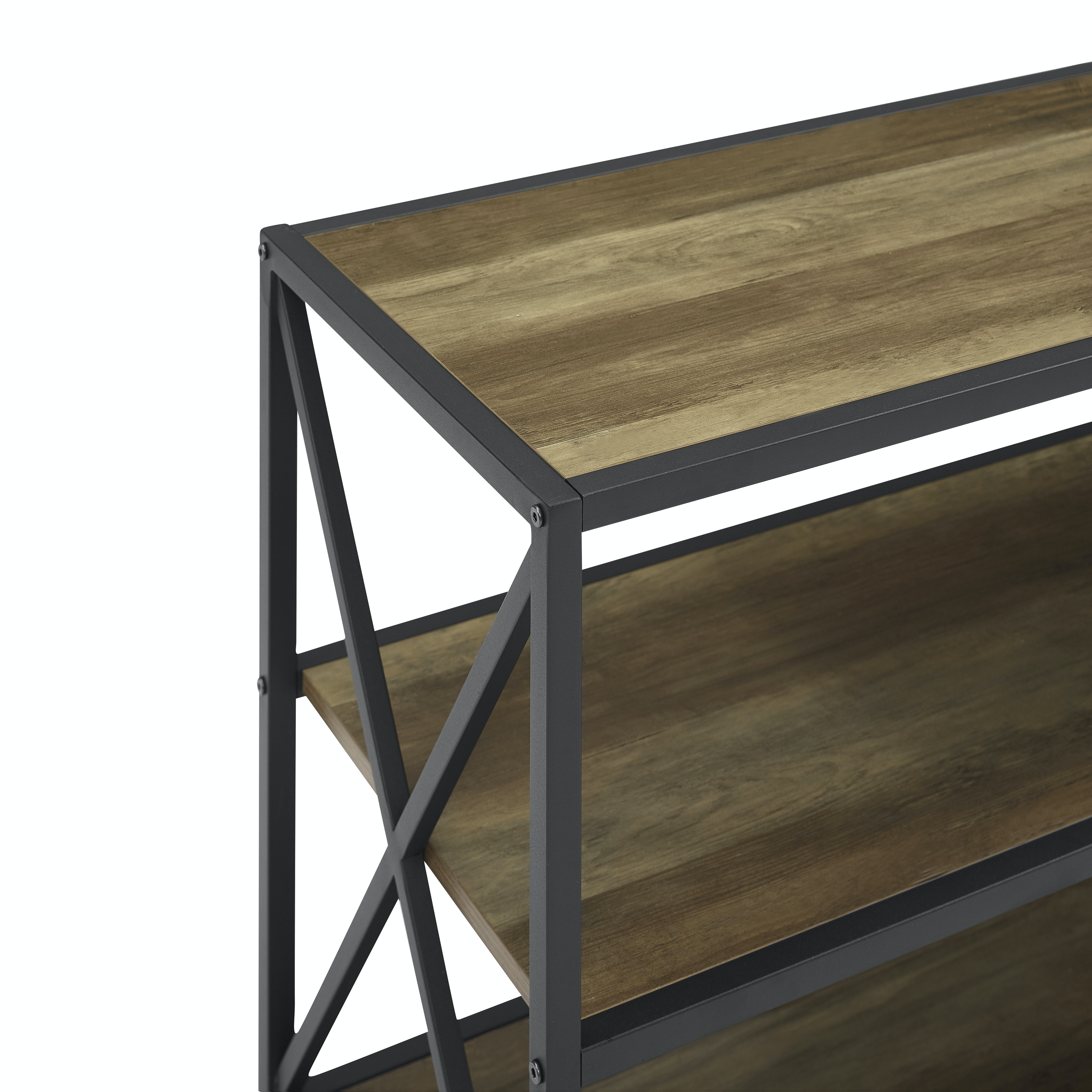 industrial rustic design furniture. Ft Myers 40\ Industrial Rustic Design Furniture H