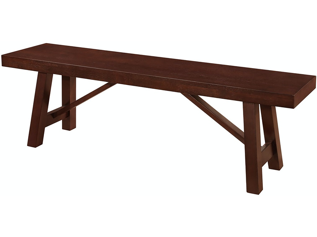 Awesome Ft Myers Living Room 60 Solid Wood Trestle Dining Bench Espresso Weddbw60Tres Walter E Smithe Furniture Design Alphanode Cool Chair Designs And Ideas Alphanodeonline
